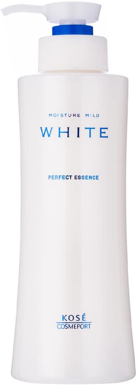 KOSE(コーセー) モイスチュアマイルド ホワイト パーフェクトエッセンス