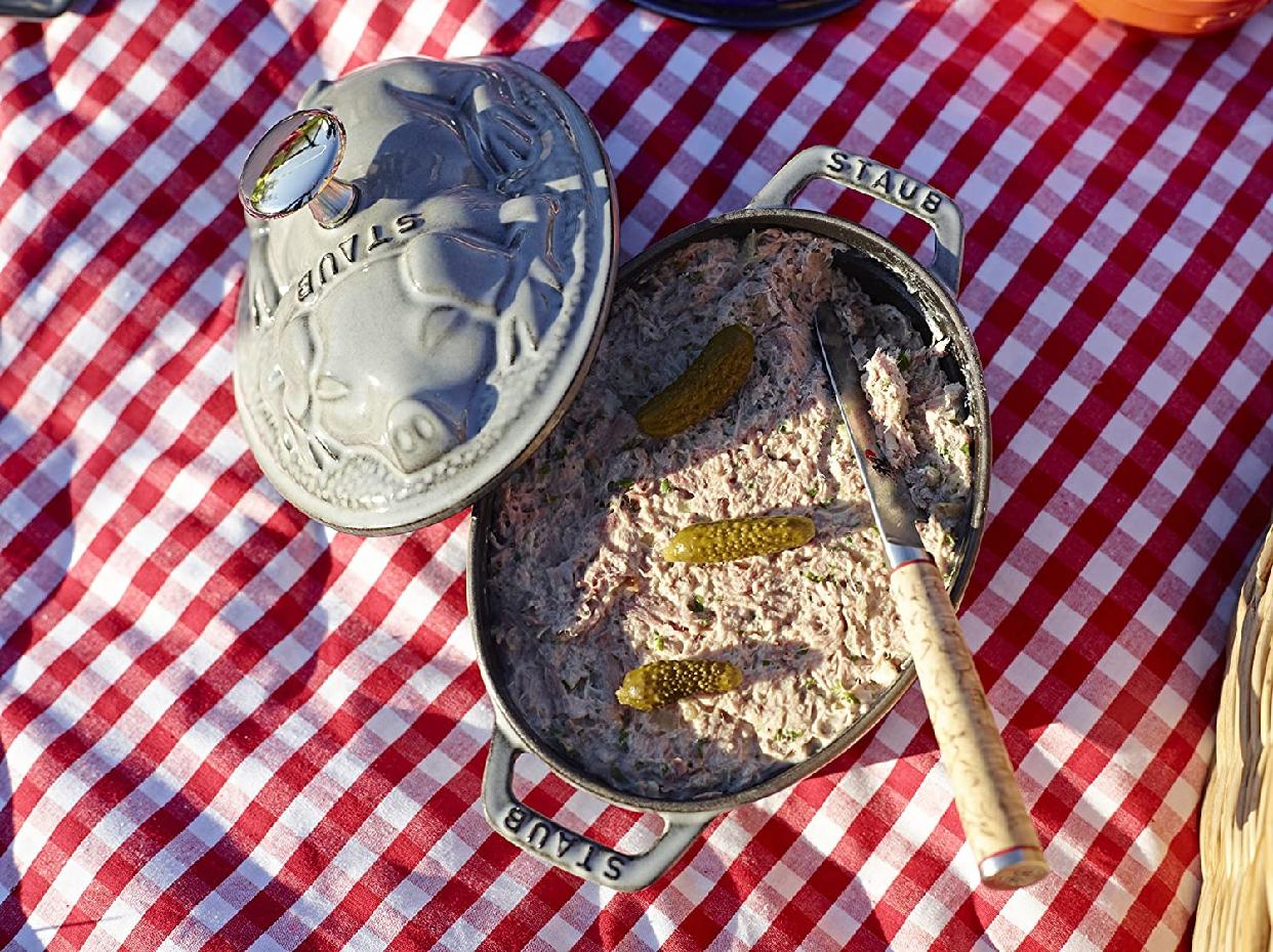 staub(ストウブ) ピギーココット オーバルの商品画像4