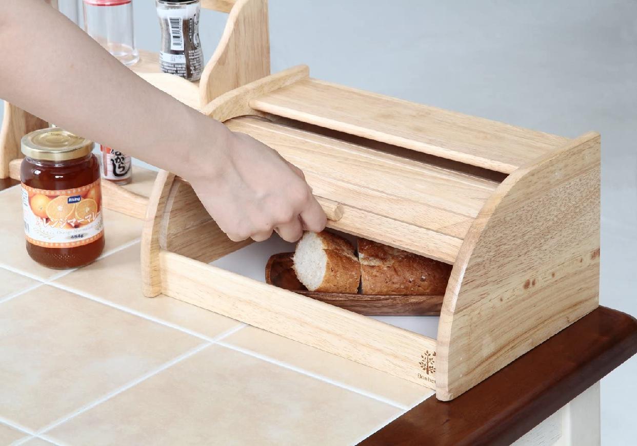不二貿易(FBC) 木製ブレッドケース ボヌール 94381の商品画像10
