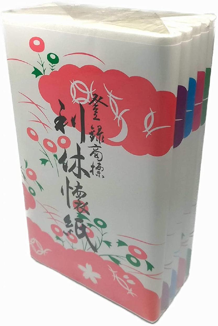 徳増茶道具(トクマサドウグ) 利休懐紙 無地 女性用 150枚の商品画像