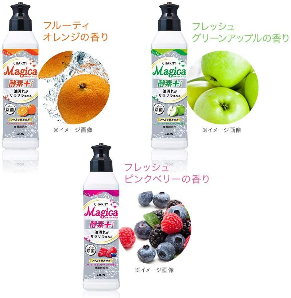CHARMY(チャーミー) Magica 酵素プラス フレッシュピンクベリーの香り 詰め替え用の商品画像5