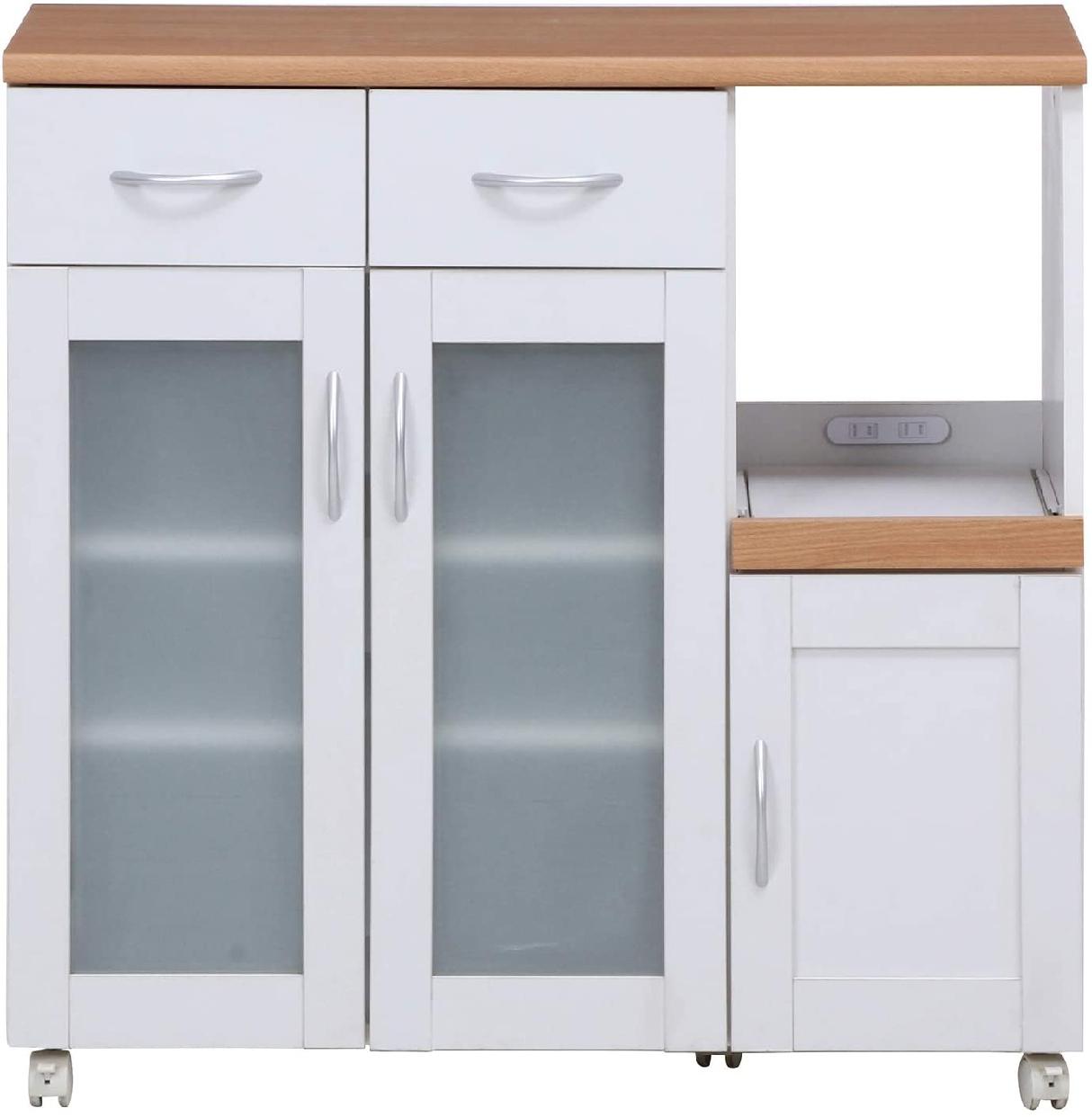 Sage(サージュ)キッチンカウンター 96819 幅90cmの商品画像2