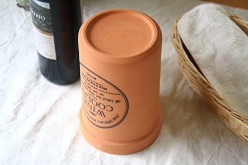 セラポッケ 陶器製ワインクーラー ts-0003 ブラウンの商品画像8