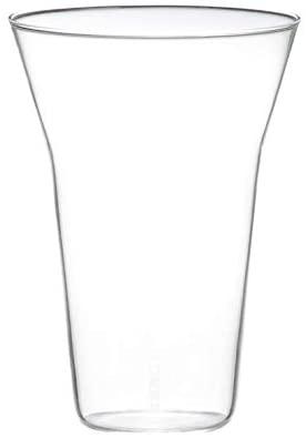 生涯を添い遂げるグラス(しょうがいをそいとげるグラス)タンブラー240 うす吹き トランスペアレント(透明)国産杉箱入りの商品画像6