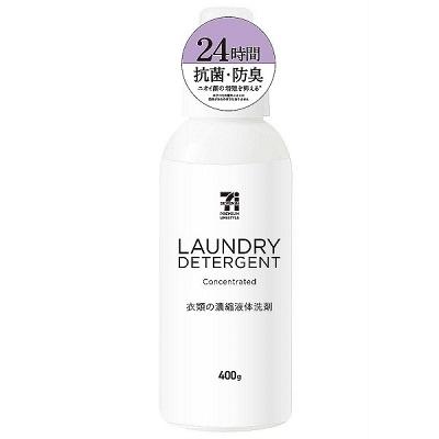 セブンプレミアム 衣類の濃縮液体洗剤の商品画像