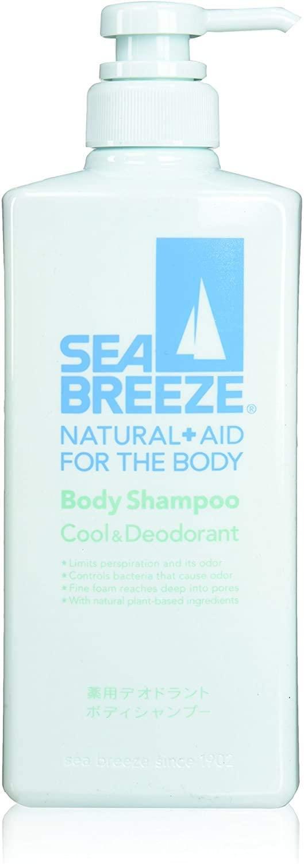 SEA BREEZE(シーブリーズ) ボディシャンプー クール&デオドラントの商品画像