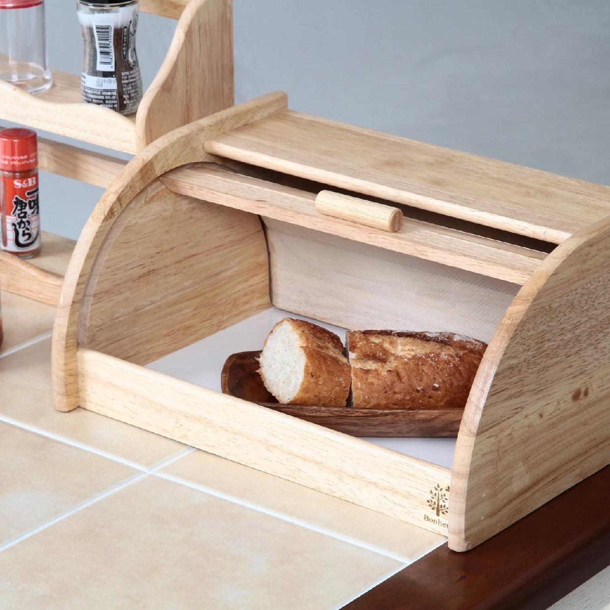 不二貿易(FBC) 木製ブレッドケース ボヌール 94381の商品画像9
