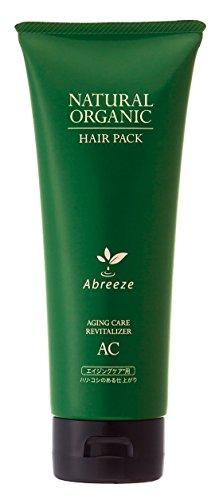 abreeze(アブリーゼ)ヘアパックACの商品画像
