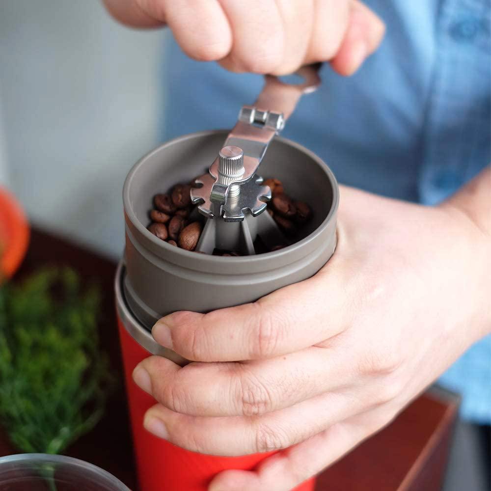 Cafflano(カフラーノ)コーヒーメーカー ハンドドリップ コーヒーミル CK-RDの商品画像3