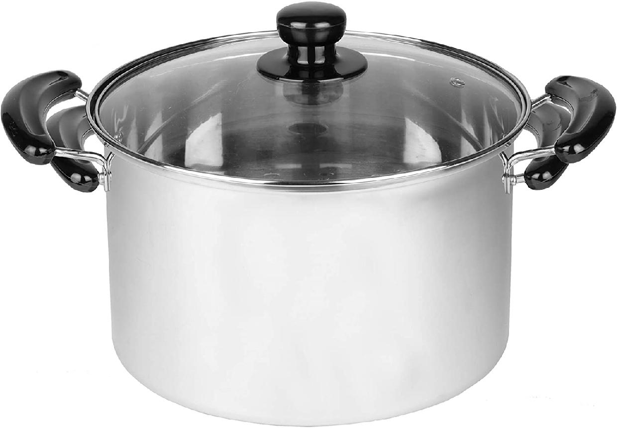 パール金属(PEARL) NEWだんらん 兼用鍋 ガラス鍋蓋付 H-5873の商品画像8