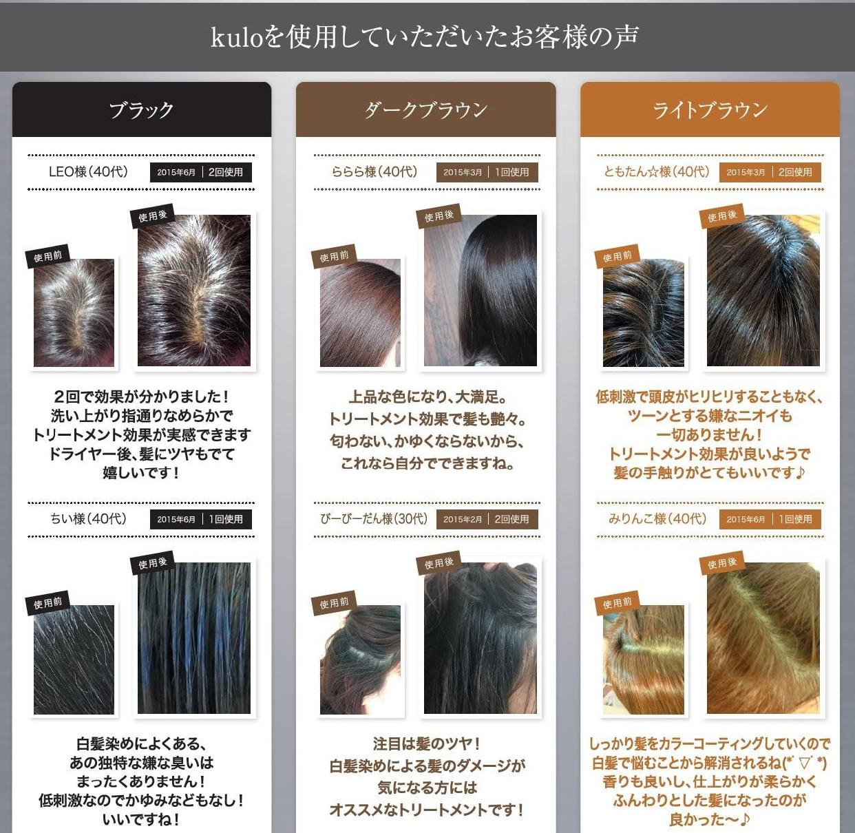 VITALISM(バイタリズム)kulo(クロ) ブラックの商品画像6