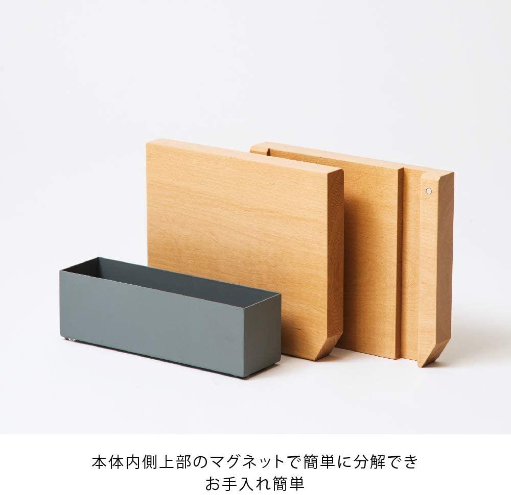ideaco(イデアコ) ナイフスタンド ブラックの商品画像4