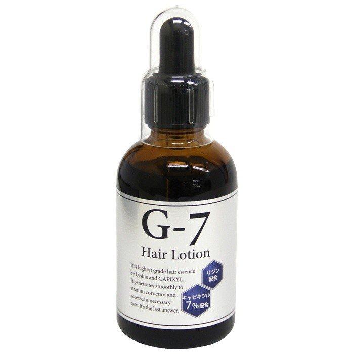 G-7(ジーセブン) ヘアーローションの商品画像5