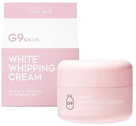 G9SKIN(ジーナインスキン)ホワイト・ホイッピング・クリーム