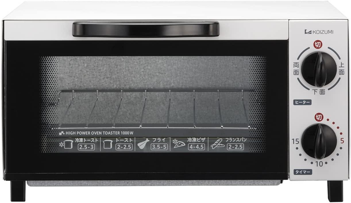 KOIZUMI(コイズミ)オーブントースターKOS-1012の商品画像