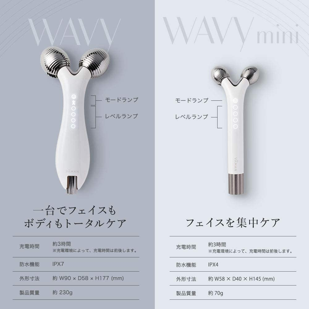 YA-MAN(ヤーマン) WAVY miniの商品画像7