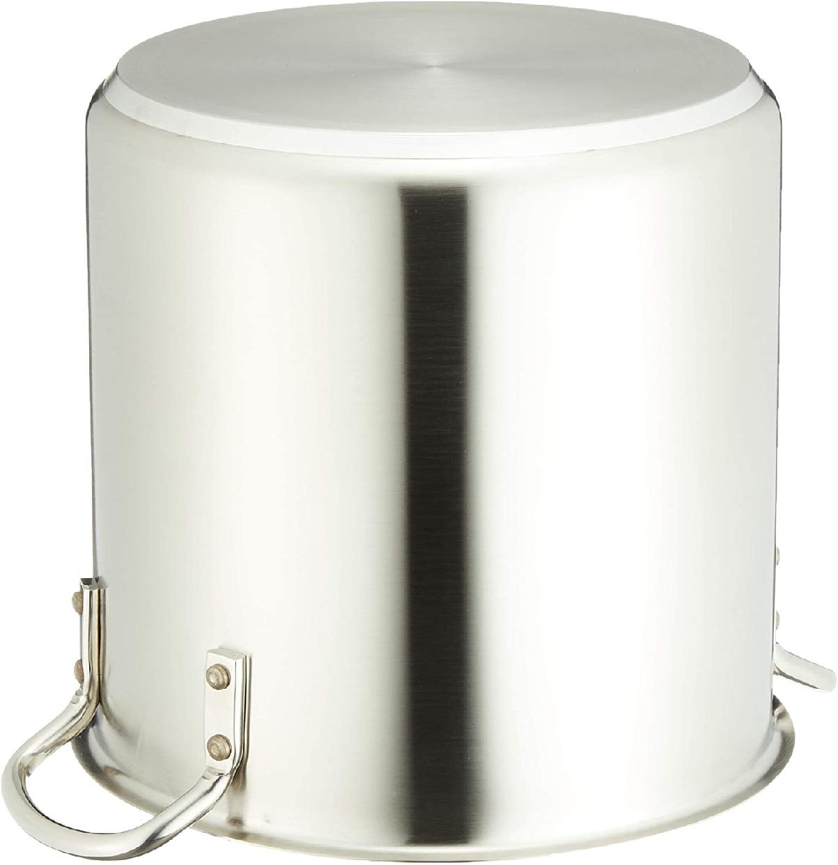 Murano(ムラノ) インダクション  テフロンセレクト 寸胴鍋 (蓋無)24cm 18-8 AZV-78の商品画像2