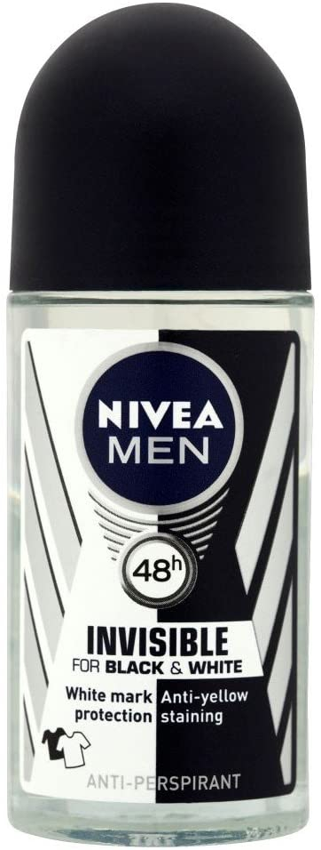 NIVEA MEN(ニベア メン) ロールオン デオドラント インビジブルの商品画像