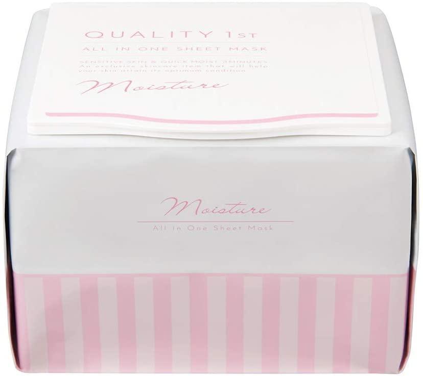 Quality 1st(クオリティファースト) オールインワンシートマスク モイストEXII