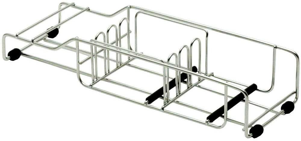 貝印(KAI) 包丁スタンド(4本用) シルバー DR5000の商品画像