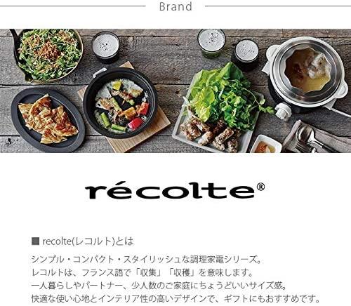 récolte(レコルト)ソロブレンダーソラン用 ガラスジャー RSB-3GJ シルバーの商品画像4
