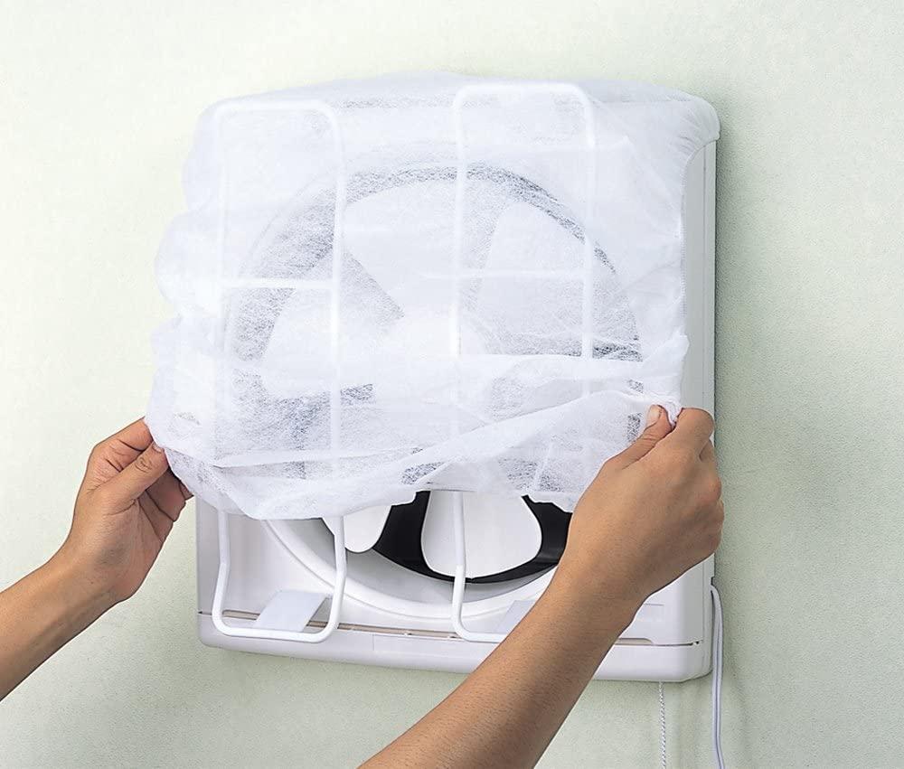 下村企販(シモムラキハン)換気扇フィルター 交換用 5枚入 22135の商品画像2