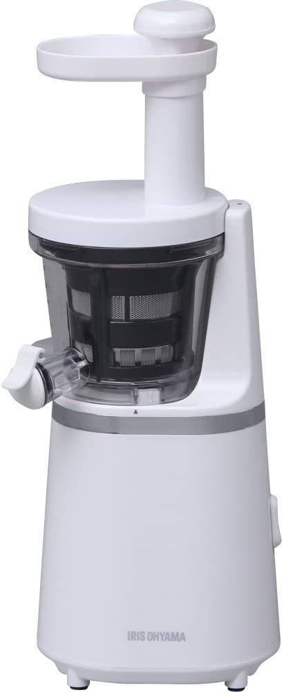 IRIS OHYAMA(アイリスオーヤマ) スロージューサー ISJ-56-Wの商品画像