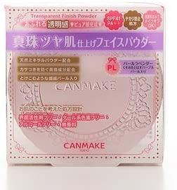 CANMAKE(キャンメイク)トランスペアレントフィニッシュパウダーの商品画像7