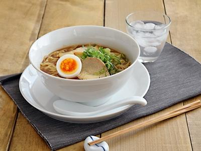TABLE WARE EAST.(テーブルウェアイースト) EASTオリジナル シンプル丼ぶり ホワイトの商品画像3