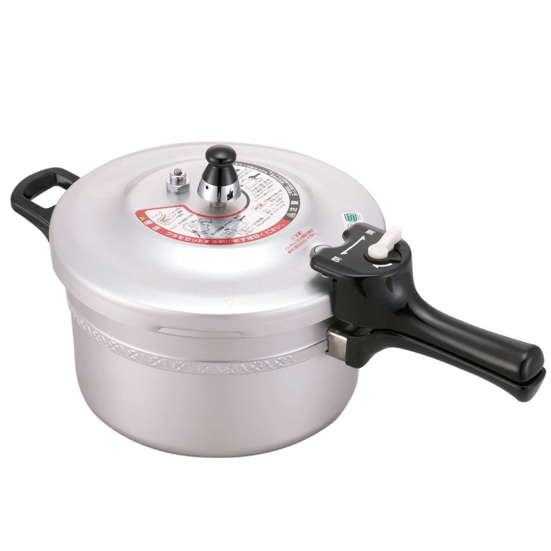 北陸アルミニウム(ホクリクアルミニウム) リブロン圧力鍋の商品画像