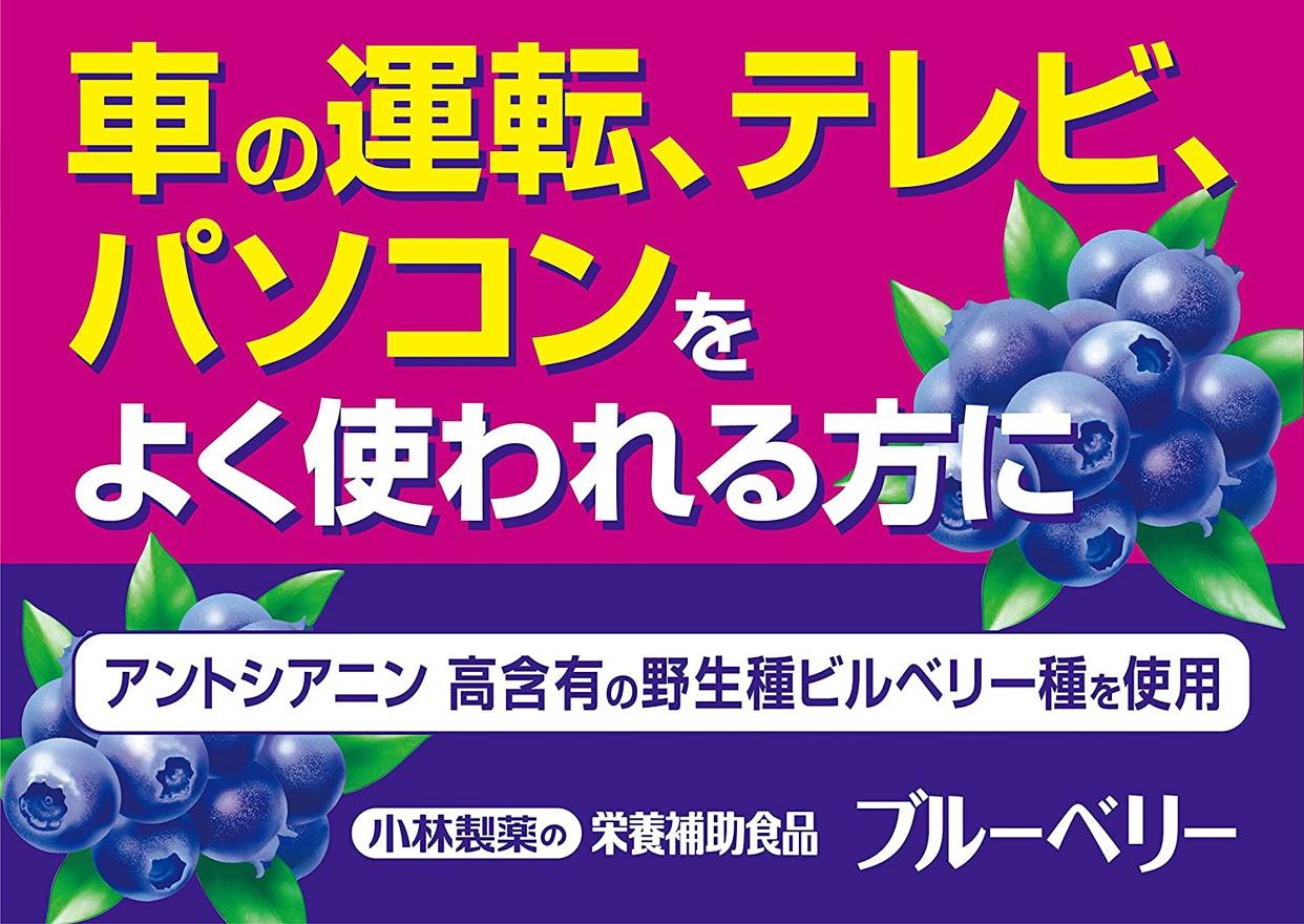 小林製薬(コバヤシセイヤク) ブルーベリーの商品画像4