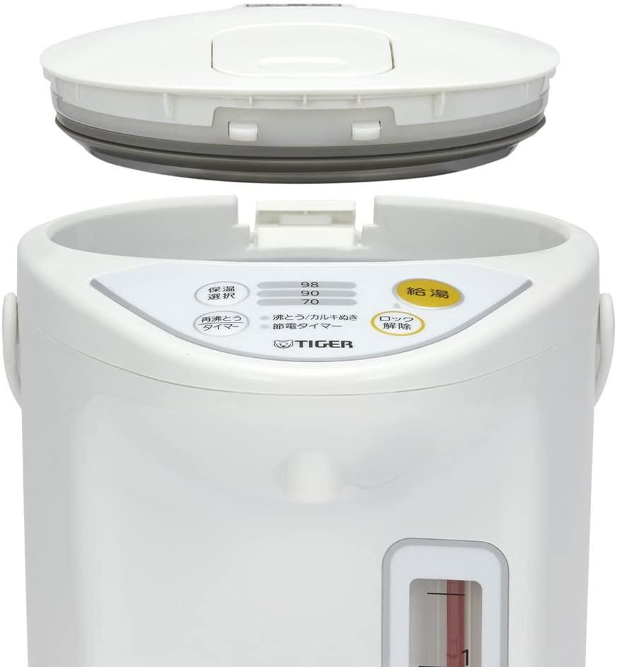TIGER(タイガー)マイコン電動ポット PDR-G221の商品画像5