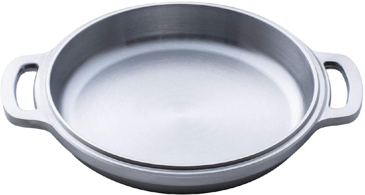 ハルムスイKING無水鍋®24 600034 シルバーの商品画像2