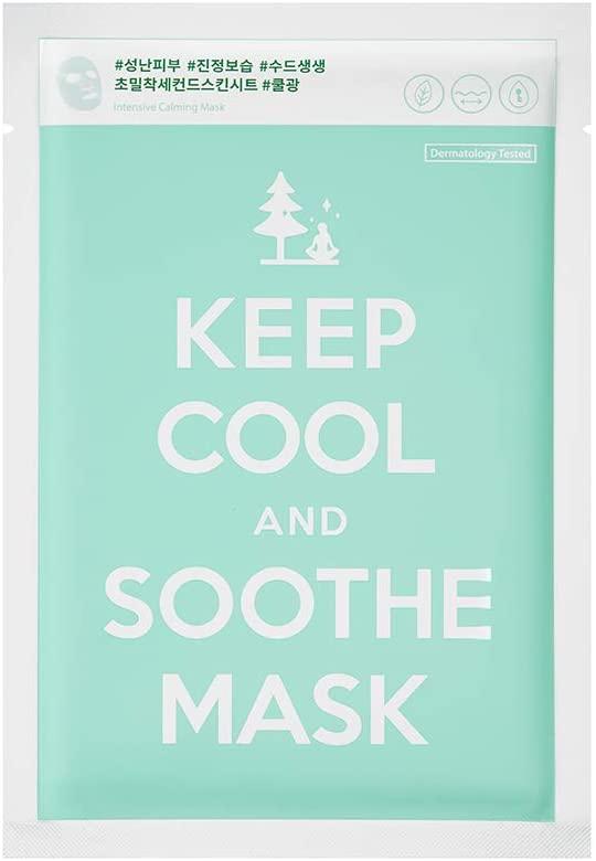 KEEP COOL(キープクール) スードインテンシブカーミングマスク