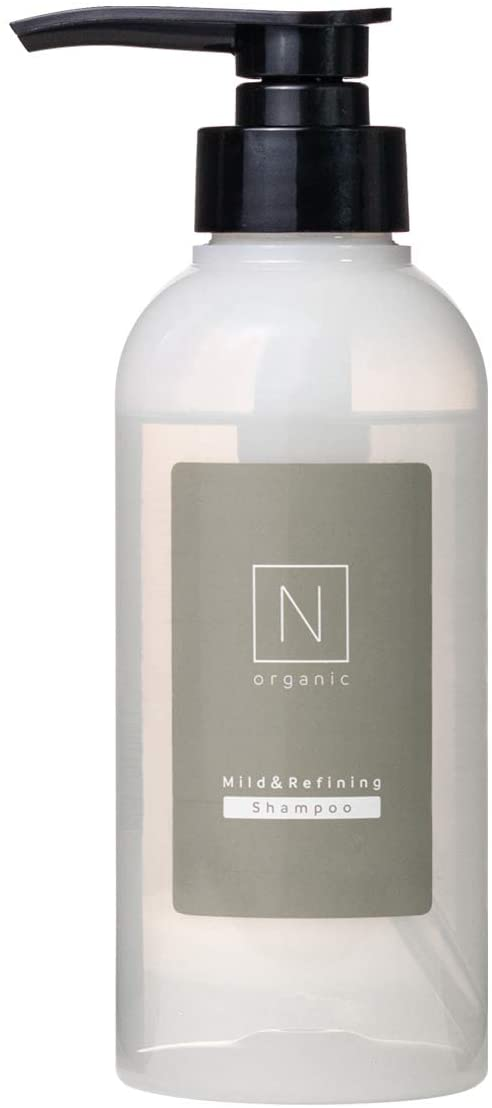N organic(エヌオーガニック) マイルド&リファイニング シャンプーの商品画像