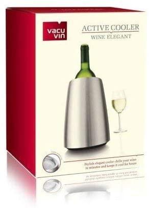 vacu vin(バキュ バン) ワインクーラー プレステージ ステンレスの商品画像3
