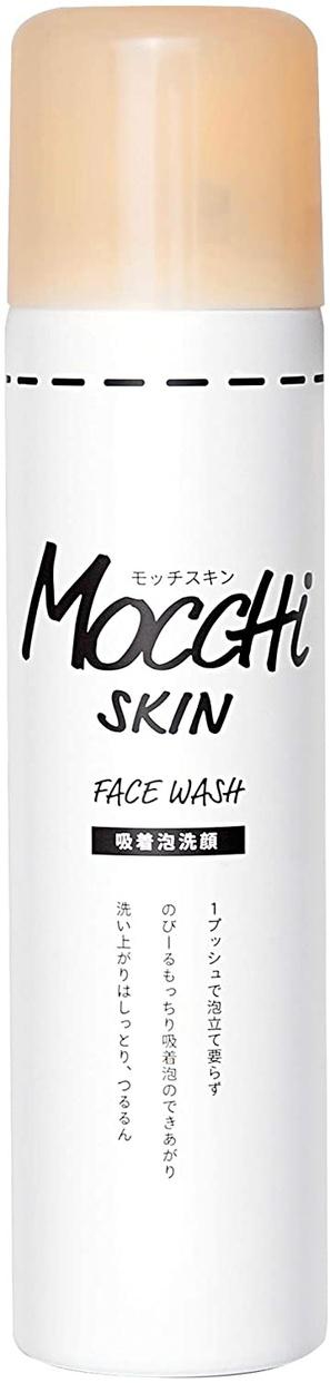 MoccHi SKIN(モッチスキン) 吸着泡洗顔