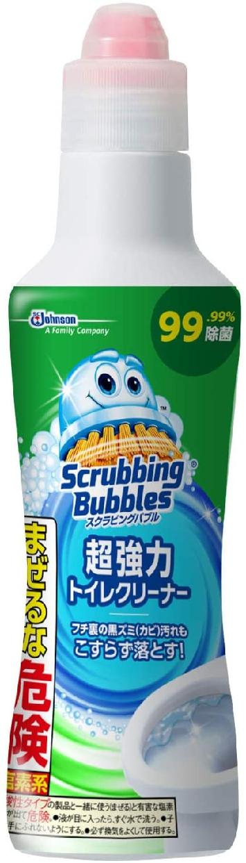 Scrubbing Bubbles(スクラビングバブル) 超強力トイレクリーナー