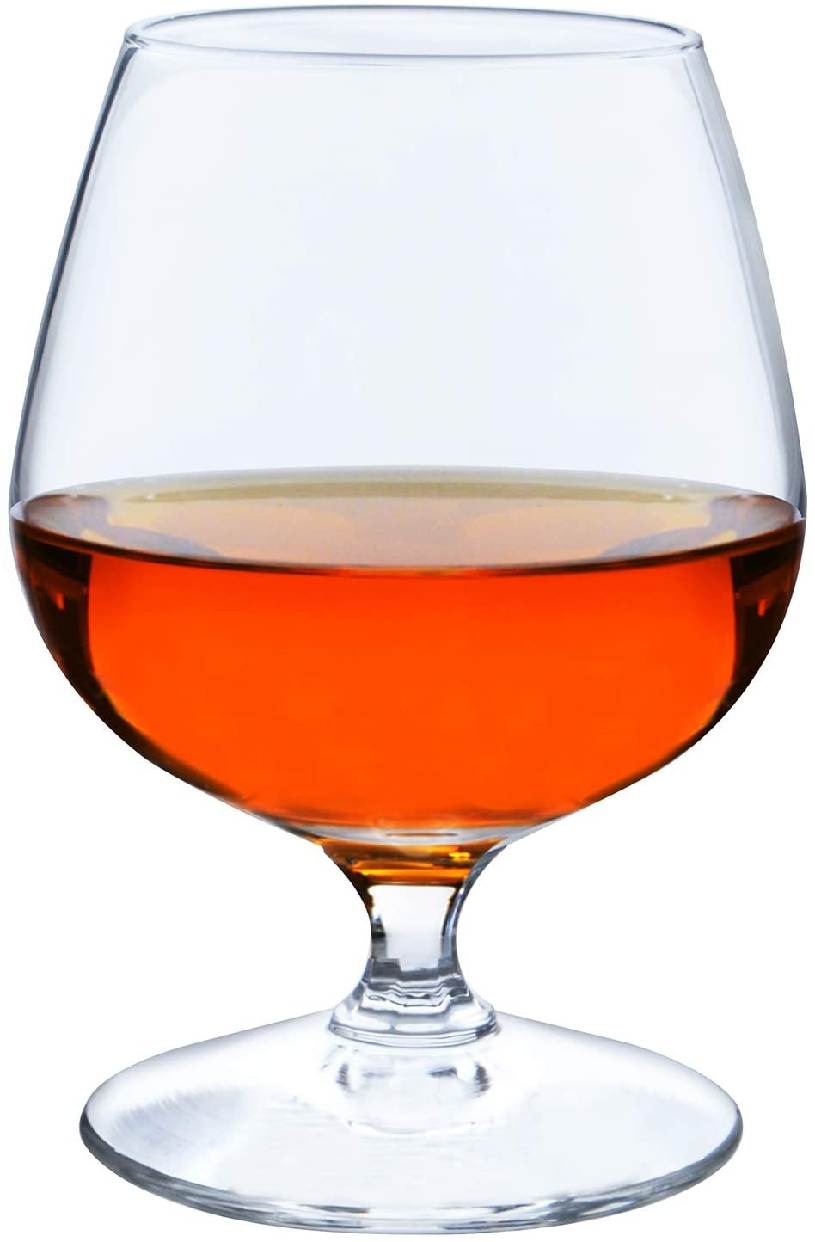 東洋佐々木ガラス(トウヨウササキガラス)ニューシュプール ブランデーグラス 225mlの商品画像8