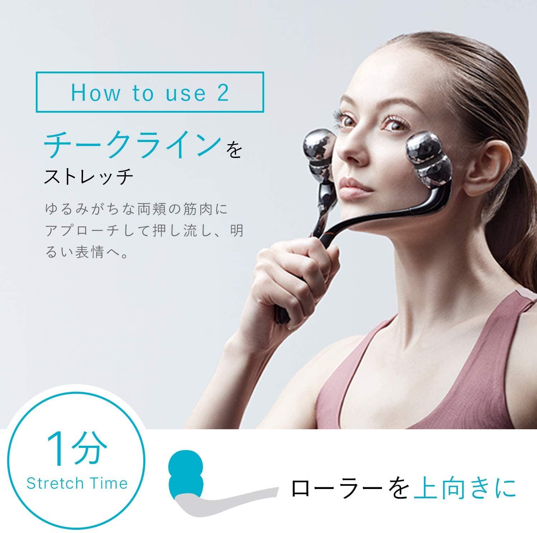 SIXPAD(シックスパッド) Facial Rollerの商品画像8