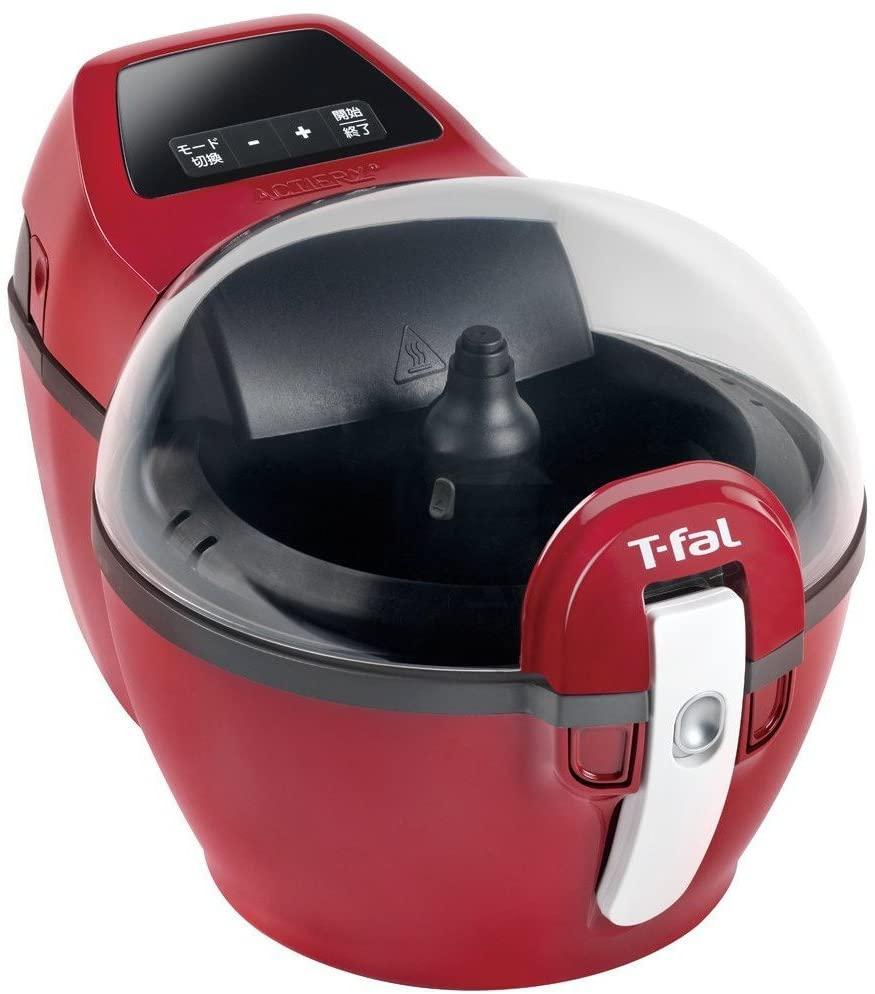 T-fal(ティファール) アクティフライ  FZ205088 レッドの商品画像