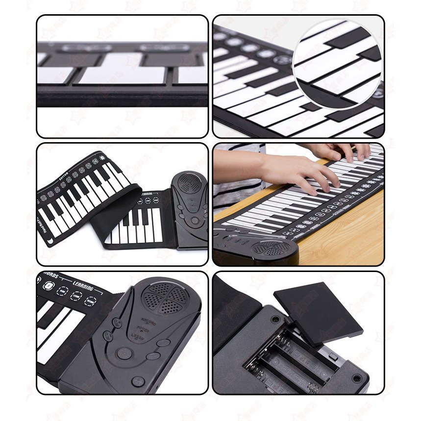 星商店 ロールピアノ 49鍵の商品画像20