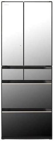 日立(HITACHI) フレンチ6ドア KXタイプ R-KX57Kの商品画像