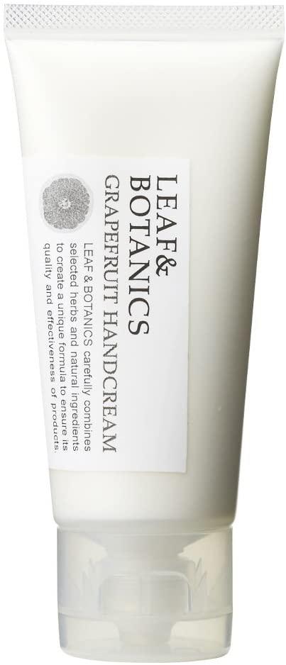 LEAF&BOTANICS(リーフアンドボタニクス) ハンドクリームの商品画像