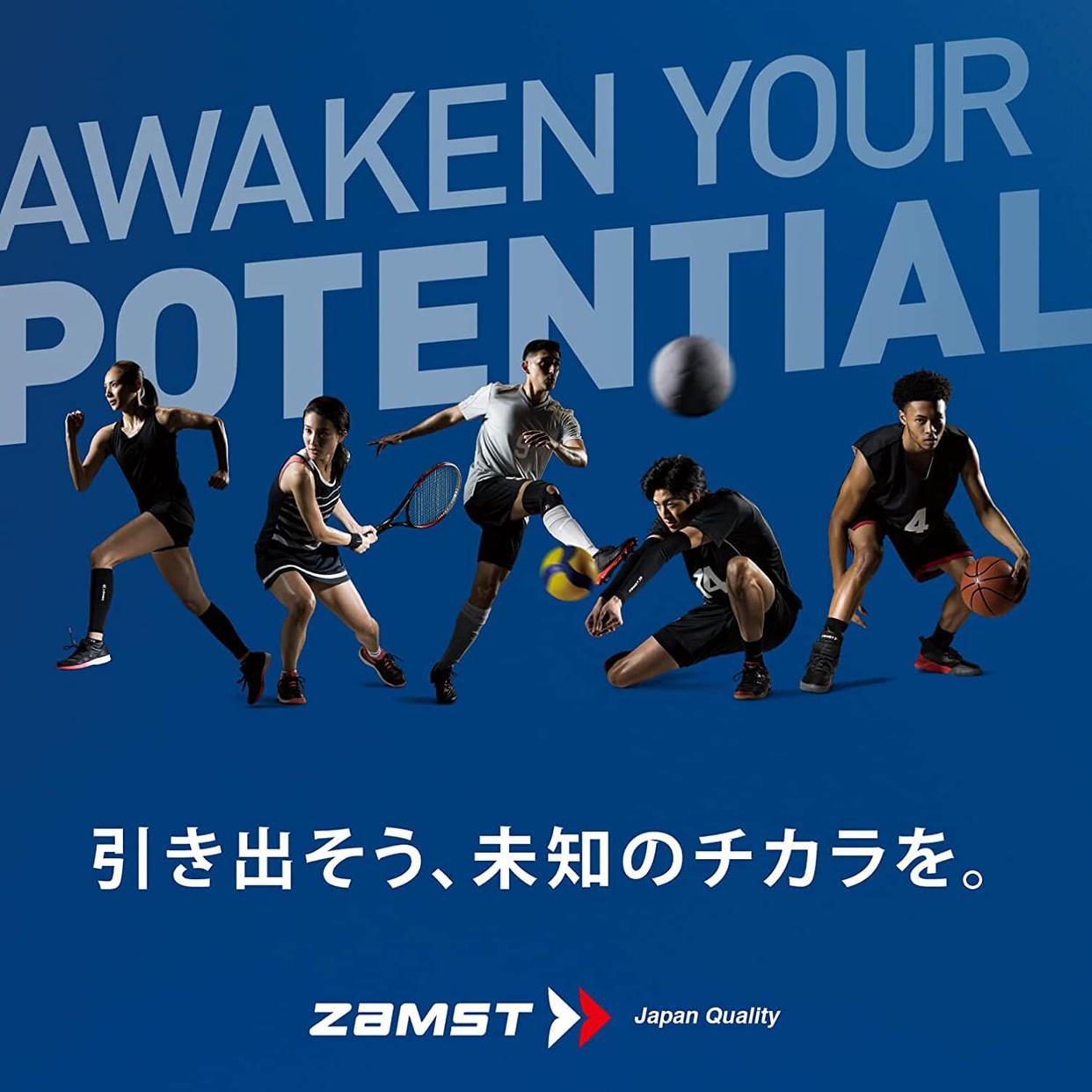 ZAMST(ザムスト) ヒザ用サポーター ZK-7の商品画像5