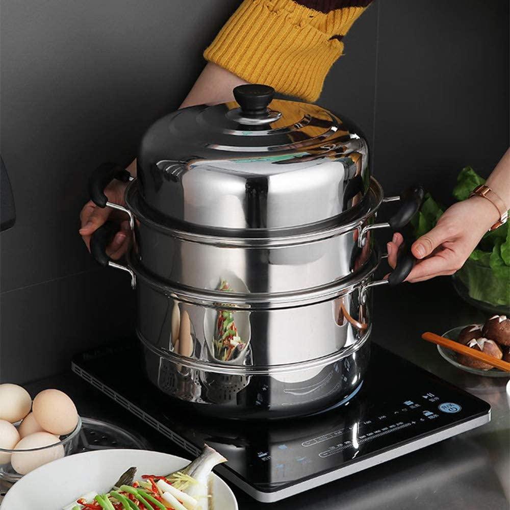 Minsell 蒸しもの鍋の商品画像8