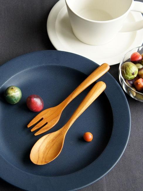 LOLO(ロロ) SALIU TEAK デザートフォークの商品画像2