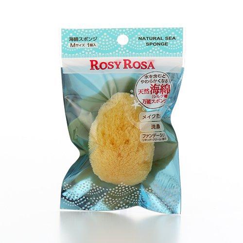 ROSY ROSA(ロージーローザ)天然海綿スポンジMの商品画像