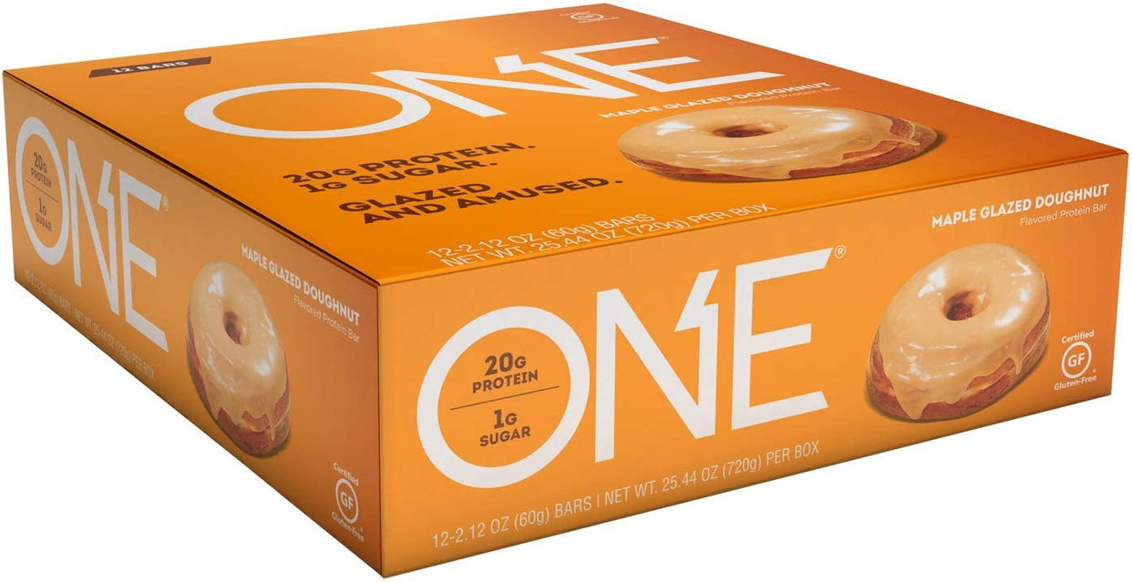 One Brands(ワンブランド) Oneプロテインバーの商品画像2