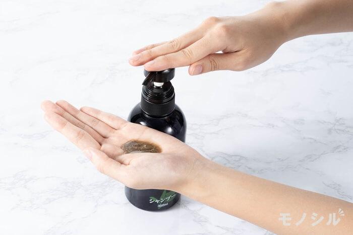 アイン 黒耀シャンプーの商品画像3